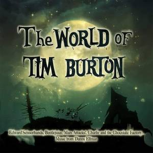 The World of Tim Burton 2LP Green