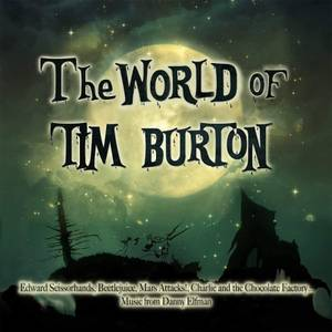 The World of Tim Burton 2xLP (Green)