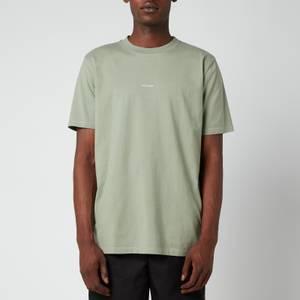 Holzweiler Men's Live T-Shirt - Teal