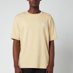 Holzweiler Men's Succulent T-Shirt - Beige
