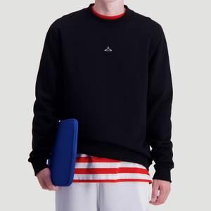 Holzweiler Men's Hanger Crewneck Sweatshirt - Black