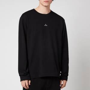 Holzweiler Men's Hanger Longsleeve T-Shirt - Black