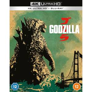Godzilla - 4K Ultra HD (Blu-ray Inclut)