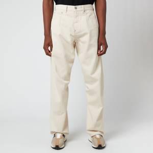 Maison Margiela Men's Denim Jeans - Ecru