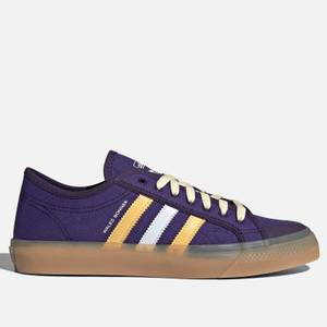 adidas X Wales Bonner Men's Nizza Lo Trainers - Unity Purple/Glaze/Cream White