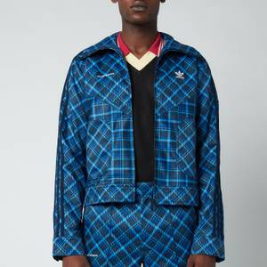adidas X Wales Bonner Men's Tartan TT Jacket - Multi
