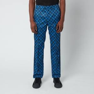 adidas X Wales Bonner Men's Tartan TP Trousers - Multi