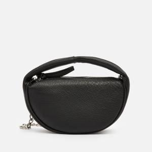 BY FAR Women's Baby Cush Shoulder Bag - Black