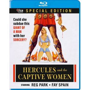 Hercules And The Captive Women: Special Edition