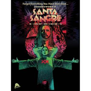 Santa Sangre - 4K Ultra HD (Includes Blu-ray and CD)