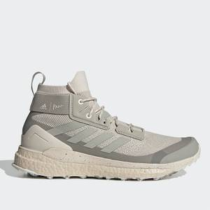 adidas X Parley Mission Men's Terrex Free Hiker Parley Hiking Shoes - Alumina