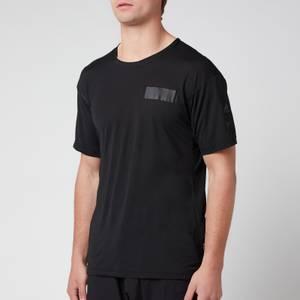 adidas X Parley Mission Men's Terrex Agravic Trail All Around T-Shirt - Black