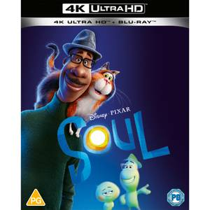 Soul - 4K Ultra HD (Includes Blu-ray)