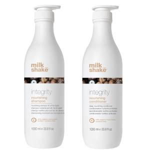 milk_shake Integrity Nourishing Shampoo and Conditioner Duo 1000ml