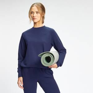 MP Women's Composure Crew Neck Sweatshirt - Galaxy Blue