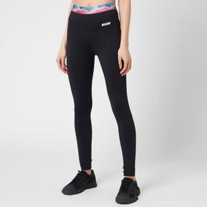 MSGM Active Women's Performance Leggings - Black