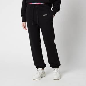 MSGM Active Women's Sweatpants - Black