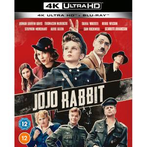 Jojo Rabbit - 4K Ultra HD (Includes Blu-ray)