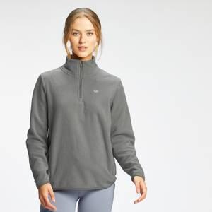 MP Women's Essential 1/4 Zip Fleece - Storm