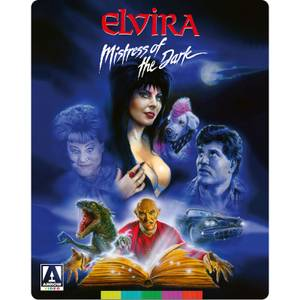 Elvira: Mistress of the Dark - Limited Edition Steelbook