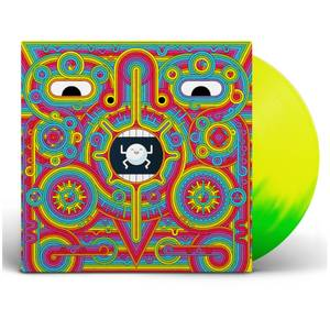 iam8bit - Spinch LP (Psychedelic Tricolor)