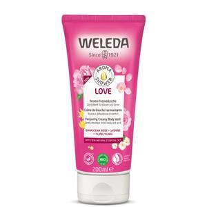 Weleda Aroma Body Wash - Love 200ml