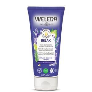 Weleda Aroma Body Wash - Relax 200ml