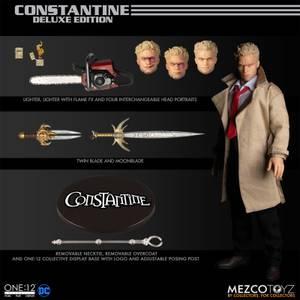 Mezco One:12 Collective DC Comics John Constantine Figure