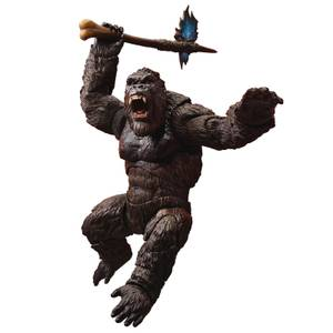 Tamashii Nations Godzilla Vs. Kong S.H. MonsterArts Figure - King Kong