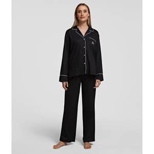 KARL LAGERFELD Women's Pyjama Pants - Black