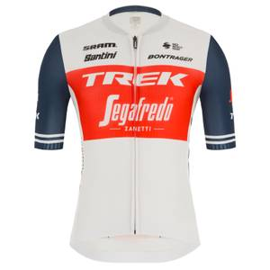 Santini Trek Segafredo Pro Team Eco Sleek Race Jersey