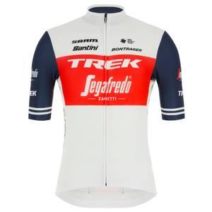 Santini Trek-Segafredo Fan Line Blend Jersey