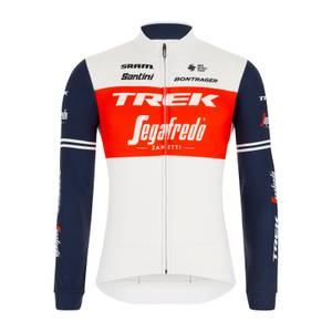 Santini Trek Segafredo Fan Line Classe Long Sleeve Jersey