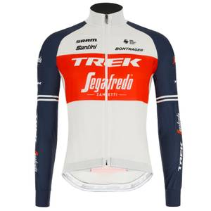 Santini Trek Segafredo Fan Line Wind Jacket
