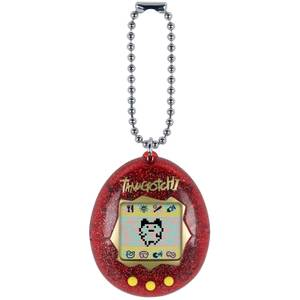 Original Tamagotchi Red Glitter
