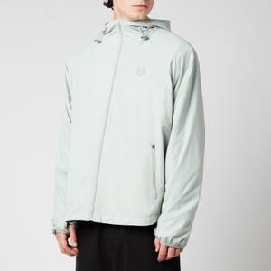 KENZO Men's Tiger Crest Windbreaker - Sage Green