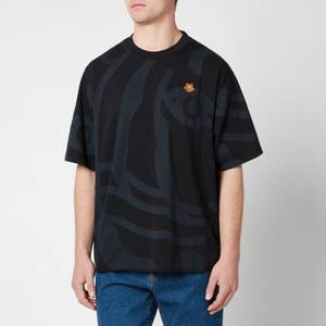 KENZO Men's Tiger Crest T-Shirt - Black