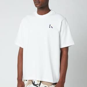 KENZO Men's K-Logo T-Shirt - White