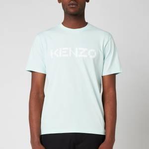 KENZO Men's Logo T-Shirt - Mint
