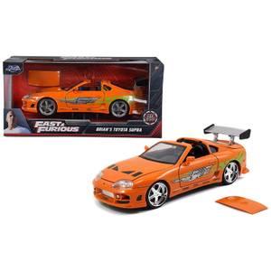 Jada Toys Fast & Furious 1995 Toyota Supra 1:24