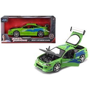 Jada Toys Fast & Furious 1995 Mitsubishi Eclipse 1:24