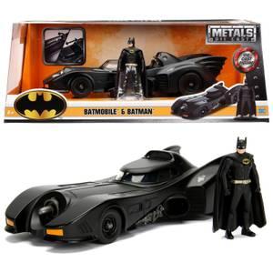 Jada Toys Batman 1989 Batmobile 1:24