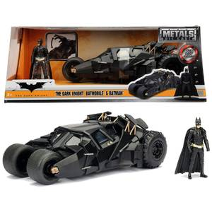Jada Toys Batman The Dark Knight Batmobile 1:24