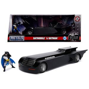 Jada Toys Batman Animated Series Batmobile 1:24