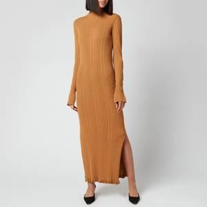 Holzweiler Women's Hadeland Knit Dress - Light Brown