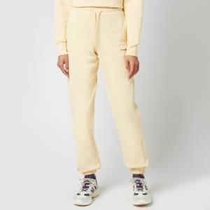 Holzweiler Women's Gabby Sweat Trousers - Yellow