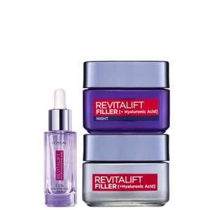 L'Oréal Paris Revitalift Filler Routine Kit