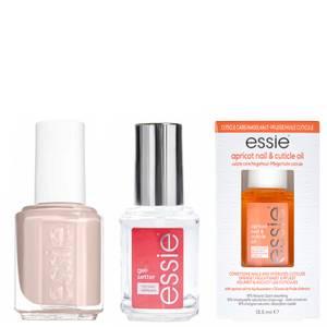 essie Core Essentials Kit - Ballet Slippers