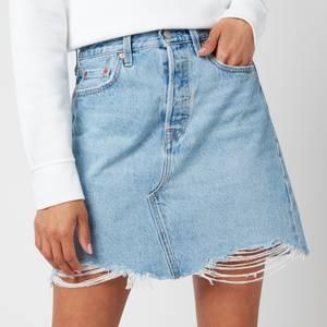 Levi's Women's Hr Decon Iconic Skirt - Luxor Heat Skirt
