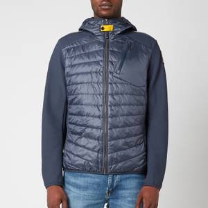 Parajumpers Men's Nolan Hybrid Jacket - Flint Stone